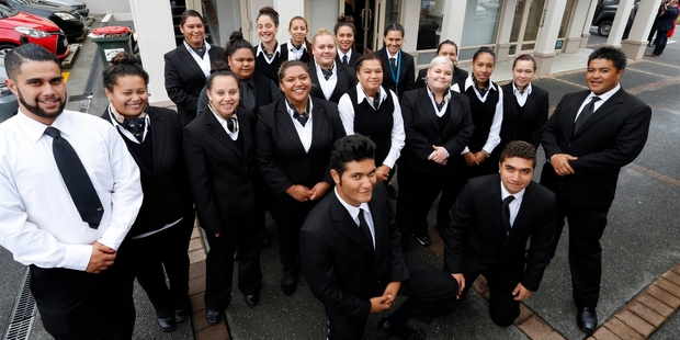 The QRC Tai Tokerau Resort College is open for business