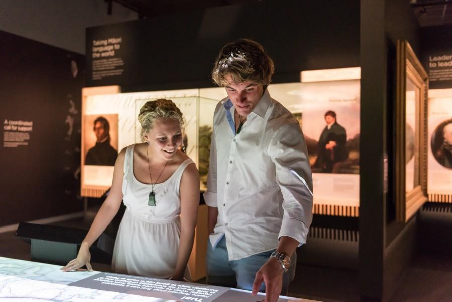 New Museum of Waitangi joint winner – Service IQ 2016 New Zealand Museum Award